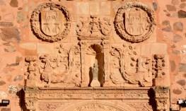 Iglesia de San Blas. Detalle Portada