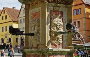 Fuente de San Jorge (Georgsbrunnen)