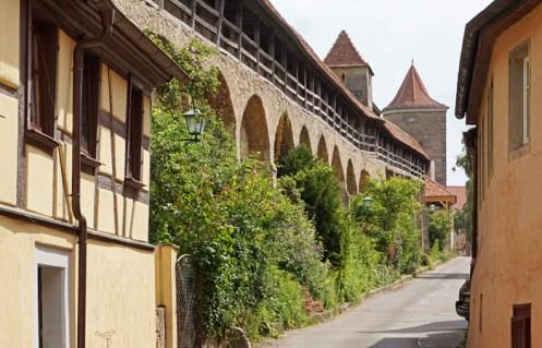 Murallas de Rothenburg