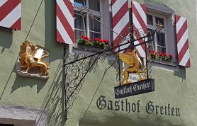 Gasthof Greifen (Hotel del Grifo)