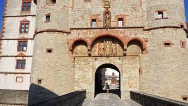Marienberg - Puerta Medieval