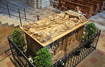 Tumba Emperador Enrique II - Catedral de Bamberg