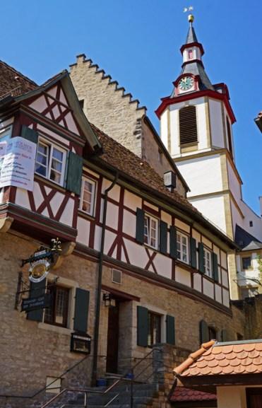 Casas de entramados (Creglingen)
