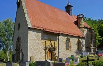 Capilla de Nuestro Señor (Herrgottskirche) - Creglingen