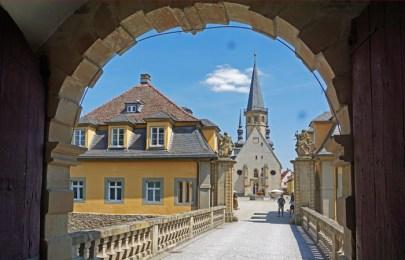Castillo y Capilla (Weikersheim)
