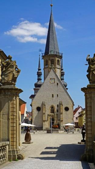 Iglesia del Mercado (Marktkirche)