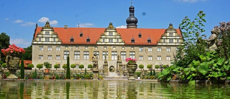Castillo Hohenlohe (Weikersheim)