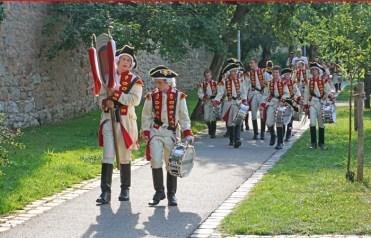 Fiesta tradicional en Dinkelsbühl