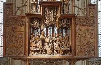 Sagrada Sangre - Jakobskirche (Rothenburg)