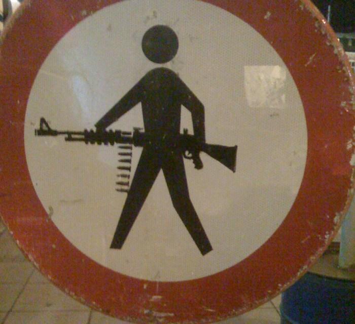Turismo anti-terrorista para toda la familia ¿En serio?