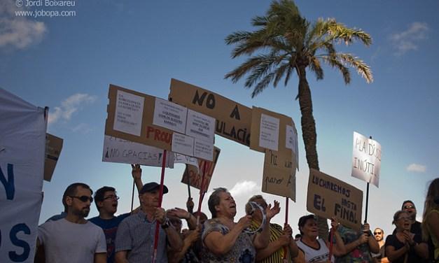 ¿Cuanto más tienen que protestar los residentes para que el turismo asuma su responsabilidad?