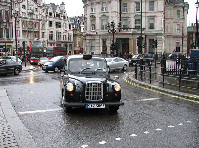 Una cooperativa  de conductores para sustituir a Uber en Londres
