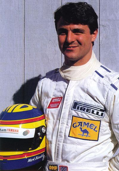 Image result for mark blundell 1991