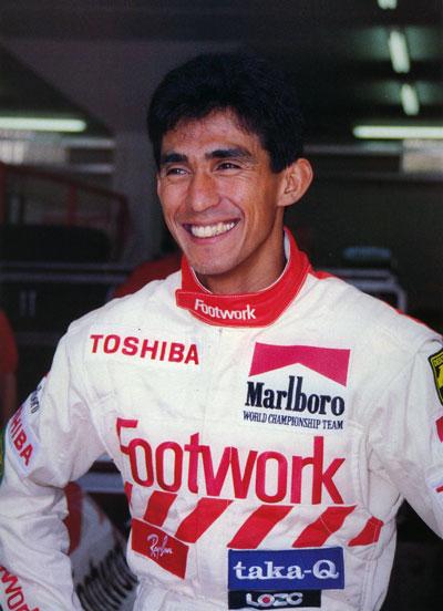 Image result for 1992 aguri suzuki