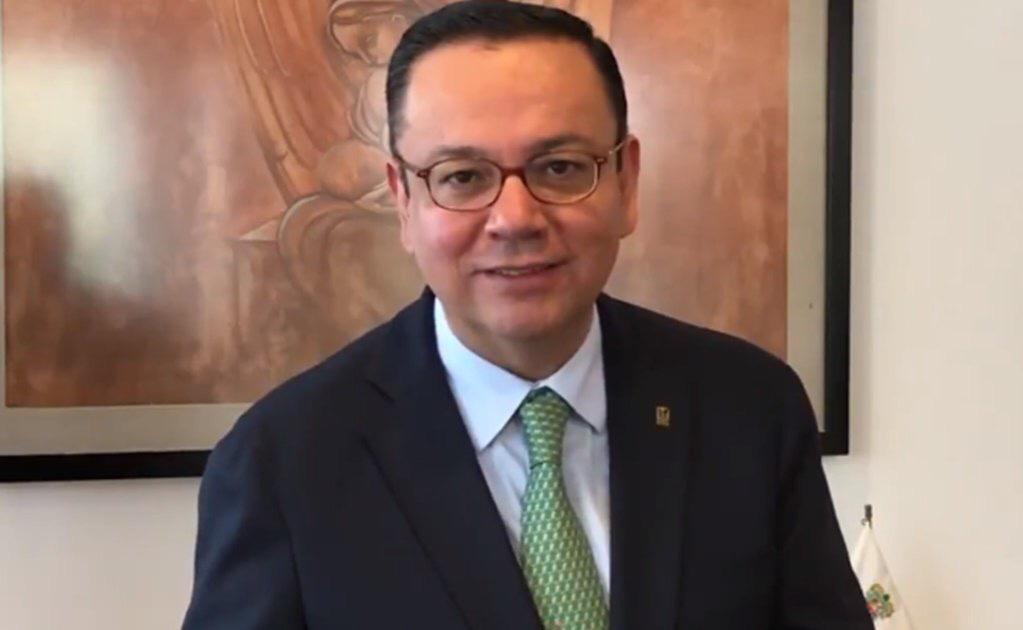 Renuncia Germán Martínez al IMSS
