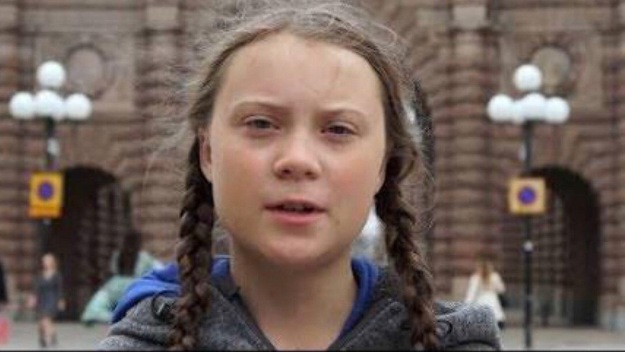 La Atorrante niña sueca