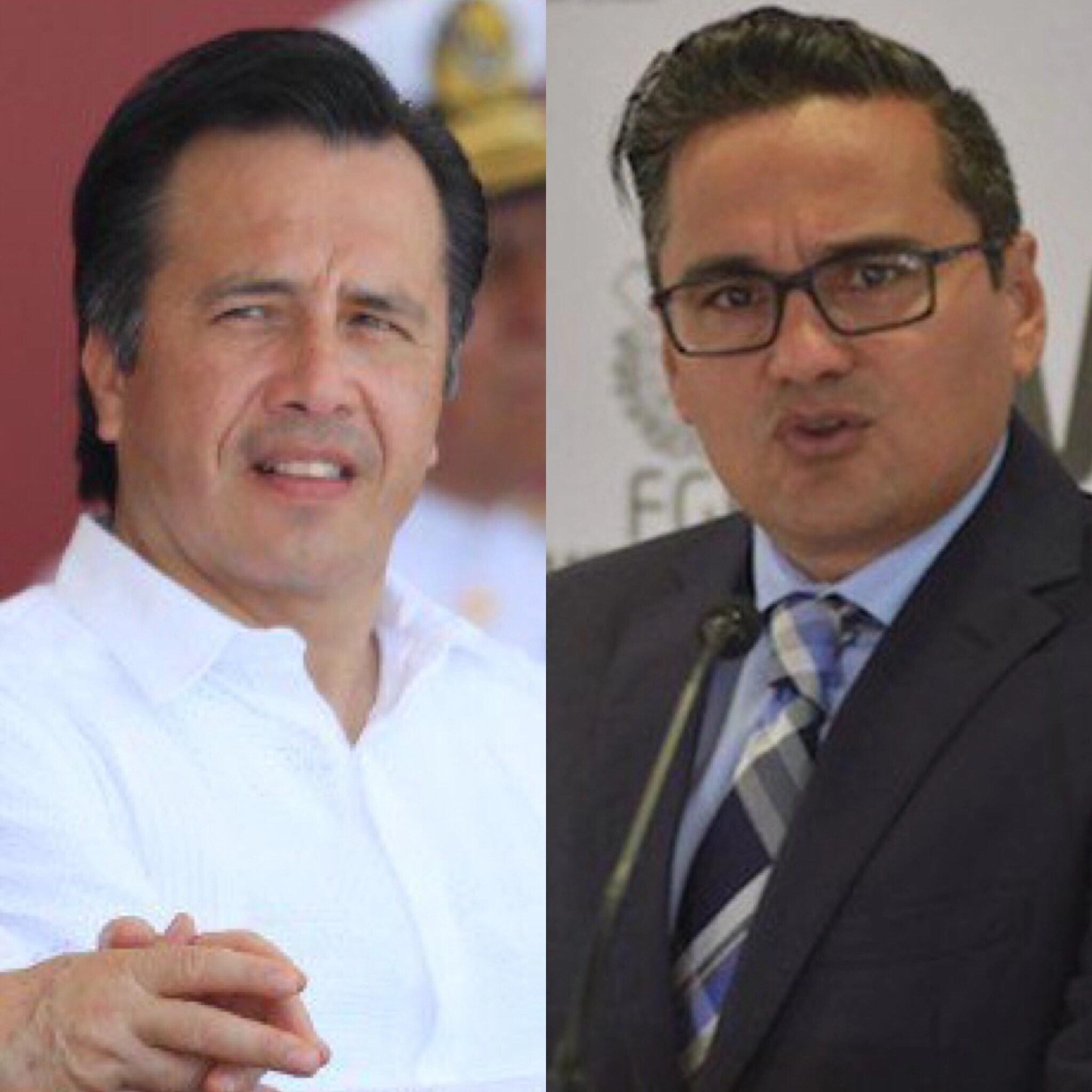 Buscarán congraciar al Gobernador y Fiscal en Veracruz: Alejandro Aguirre Guerrero
