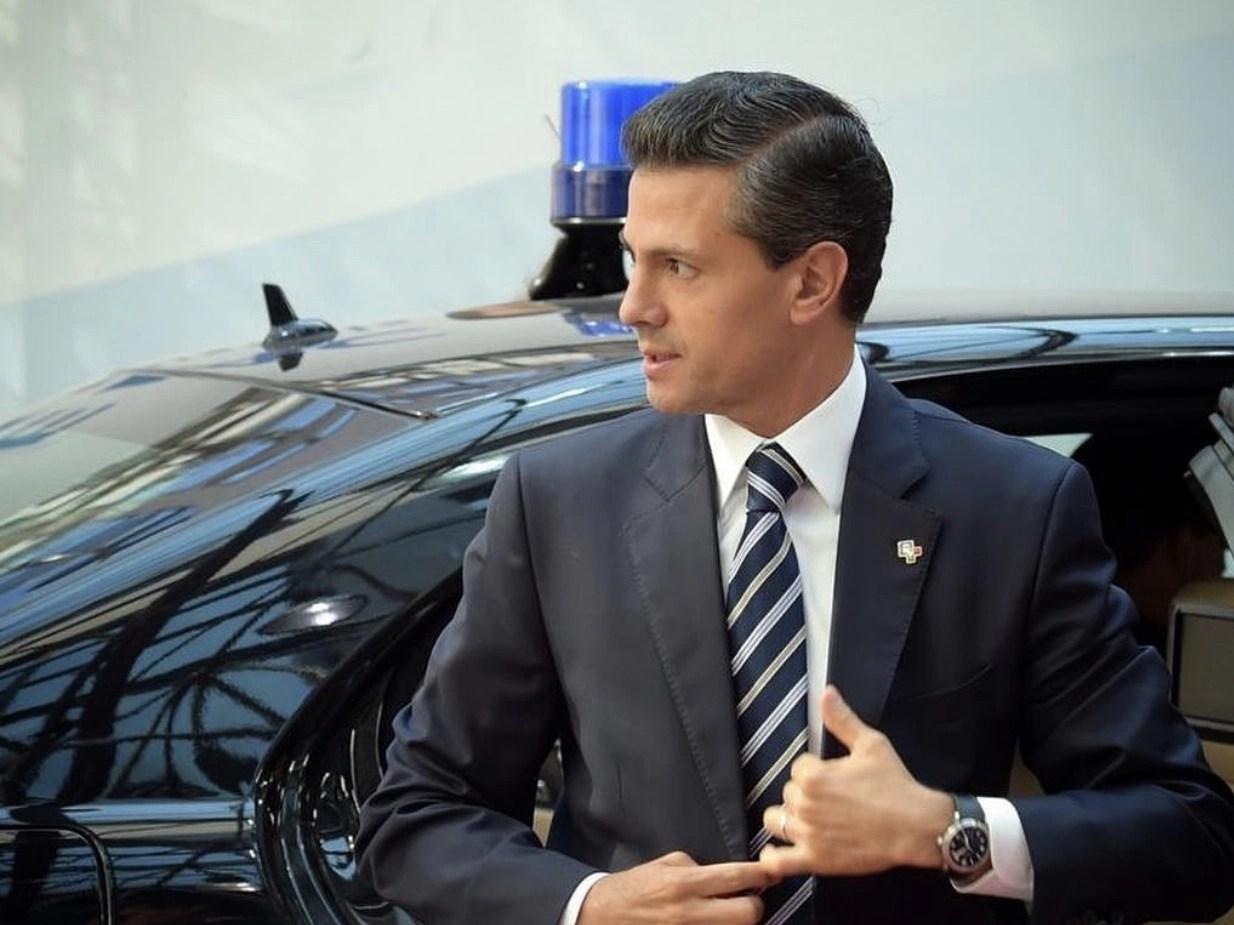 Confidencias de amigos de EPN en España