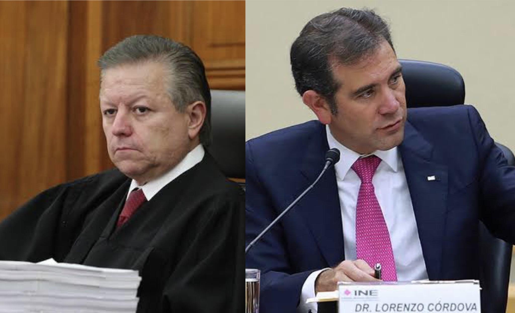 Lorenzo Córdova vs. Arturo Zaldivar