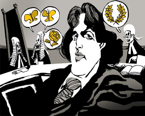 Wetminster Oscar Wilde