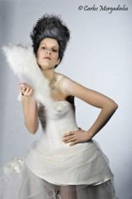Mode, model : Anne-Sophie