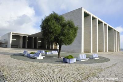 Pavillon du Portugal, Lisboa