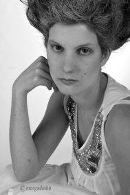 Portrait, modele : Anne-Sophie