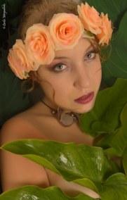 Portrait, modèle : Lisa