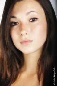 Portrait, modèle : Mathilde
