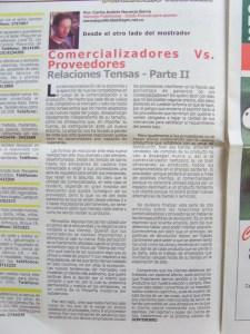 Conflictos entre proveedores y comercializadores 2