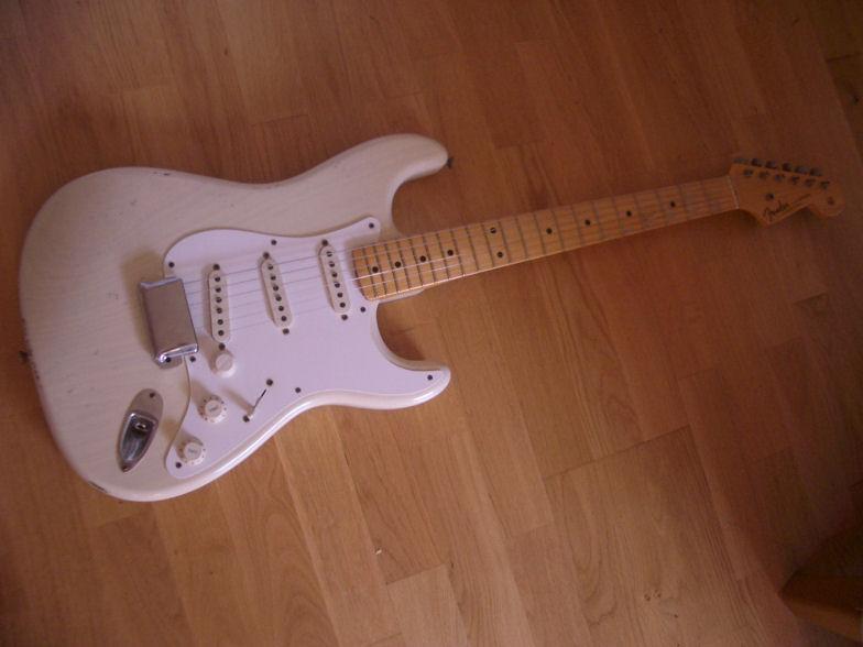 1956 Fender Stratocaster (Ash body)