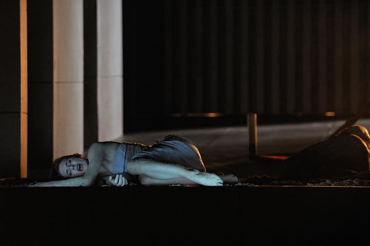 Carlos Wagner, The Rape of Lucretia
