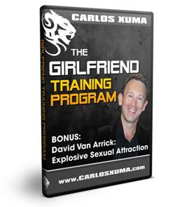 1 Bonus DavidVanArrick1 sml - Carlos Xuma – Girlfriend Training Program : How To Keep Your Girlfriend Attracted To You And Into You