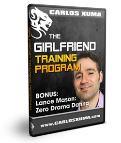 1 Bonus LanceMason1 sml - Carlos Xuma – Girlfriend Training Program : How To Keep Your Girlfriend Attracted To You And Into You