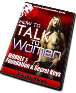 MOD1 DVD6 sml - How to Talk to Women by Carlos Xuma