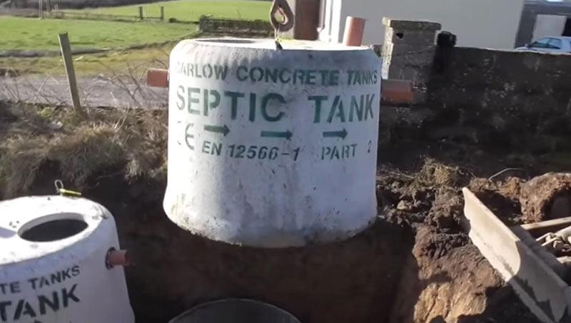 Septic Tanks Ireland | Septic Tank Maintenance | Carlow Tanks