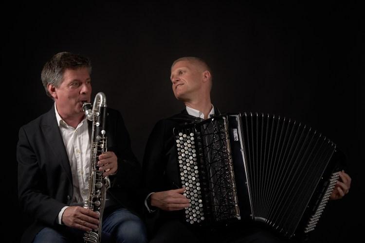 Carl Petter Opsahl og Jo Asgeir Lie