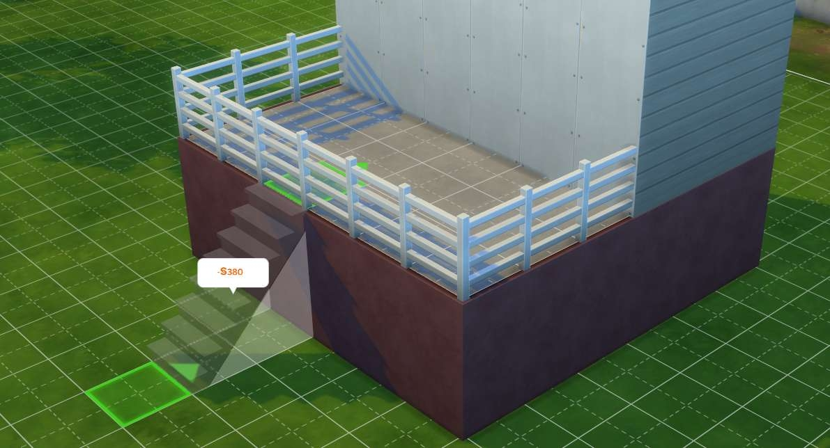 The Sims 4 Building Stairs And Basements | Hidden Stairs To Basement | Wine Cellar | Channel Zero | House | Walkout | Too Steep