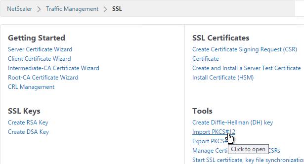 NetScaler 11 Certificates – Carl Stalhood