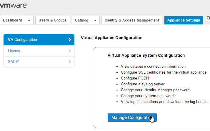 Vmware identity manager 3201 carl stalhood on the right click manage configuration yelopaper Choice Image