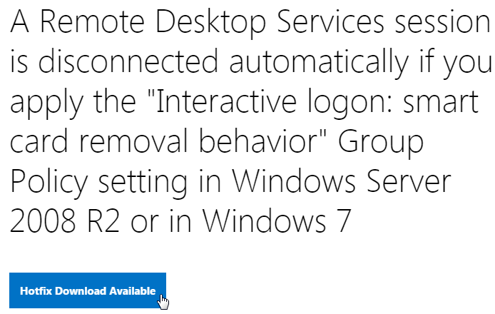 Windows Server 2008 R2 Post-SP1 Hotfixes – Carl Stalhood