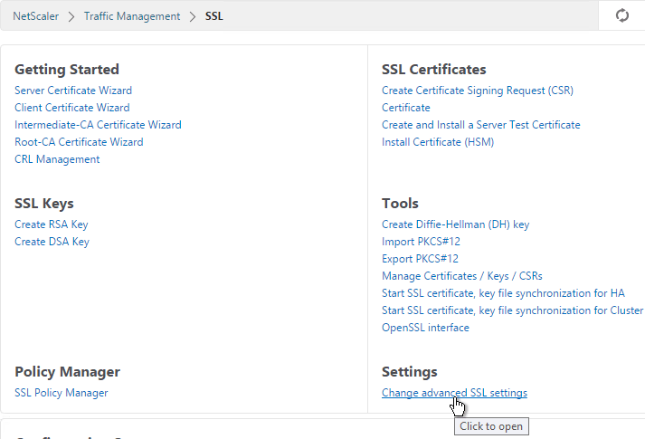 SSL Virtual Servers – NetScaler 11 – Carl Stalhood