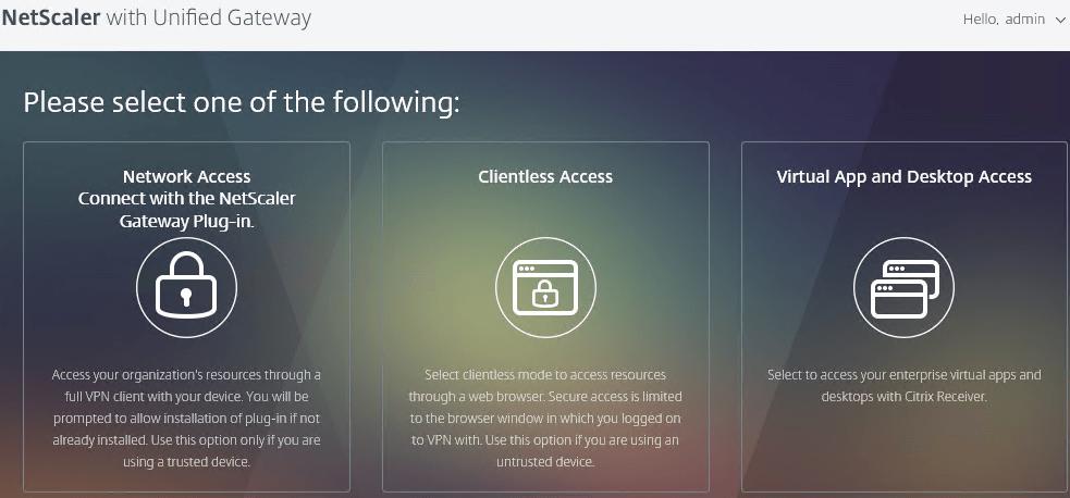NetScaler Gateway 11 – SSL VPN – Carl Stalhood