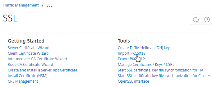 NetScaler 11.1 Certificates – Carl Stalhood