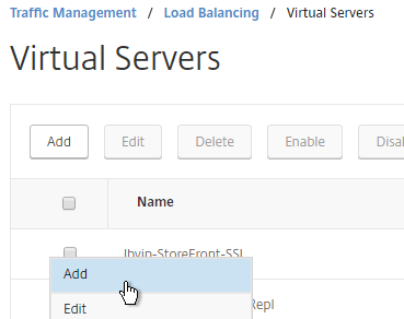 SSL Virtual Servers – NetScaler 11 1 – Carl Stalhood