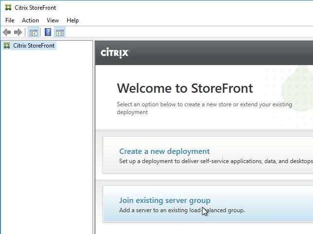 StoreFront 3.5 through 3.16 – Basic Configuration – Carl Stalhood