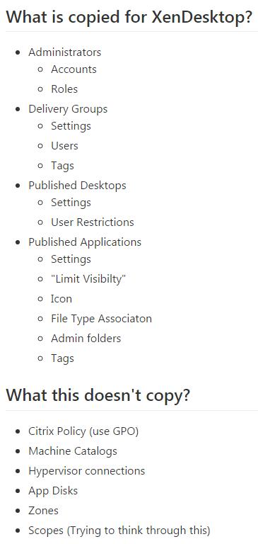 citrix xendesktop resume