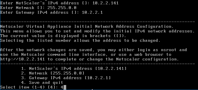 NetScaler 11 1 System Configuration – Carl Stalhood