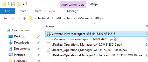 VMware vRealize Operations for Horizon 6 6 0 – Carl Stalhood