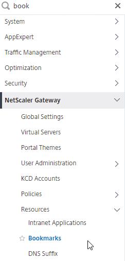 RDP Proxy – NetScaler Gateway 12 / Citrix Gateway 12 1